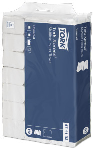 «Tork Xpress® Multifold» papīra dvieļi