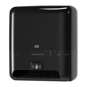 Tork Matic® elektroniczny dozownik do ręczników w roli z sensorem Intuition™, czarny