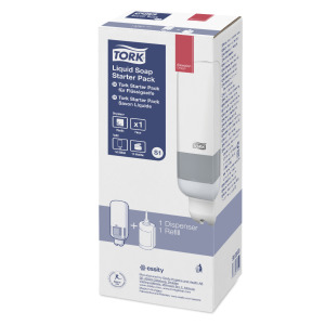 Tork Liquid Soap Starter Pack