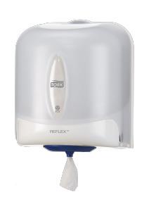 Диспенсер Tork Reflex™ с центральной вытяжкой