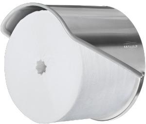 Tork Dispenser rotolo Mid-Size senz'anima acciaio