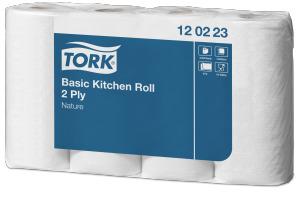 «Tork Basic» papīra dvieļu rullis