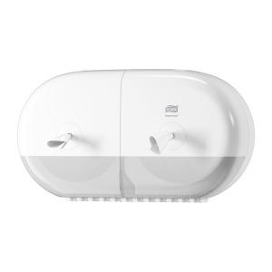 Dispensador de doble rollo de papel higiénico Tork SmartOne®