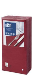 «Tork»mīksta bordo pusdienu salvete