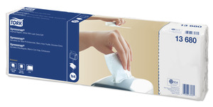 Tork Premium Xpressnap® White Dispenser Napkin