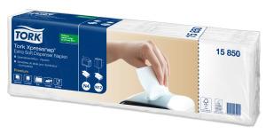 Tork Xpressnap® Extra Soft Weiße Spenderserviette