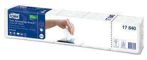 Tork Xpressnap Snack® Beyaz Dispenser Peçete