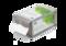 Dispensador Tork N4 de Balcão/Bar para Guardanapos Interfolha (para 400 unidades)