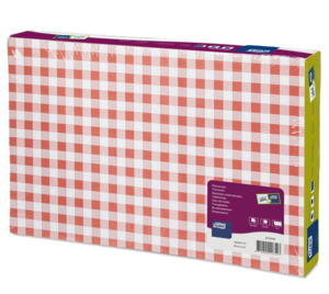 Tork Bistrored Paper Placemat