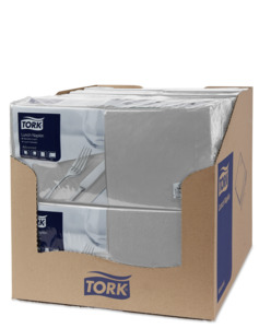Tork Serviette Lunch, Gris