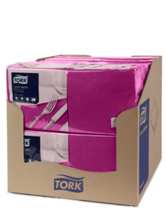 Tork Lunch Servilleta Morado