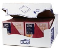 Guardanapo de Jantar Tork Premium Linstyle® Vermelho-Escuro