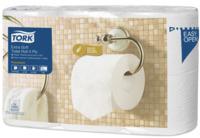 Tork ekstra miękki papier toaletowy w rolce konwencjonalnej, 4 warstwowy
