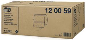 Tork Matic® papírové ručníky v roli – extra dlouhá role