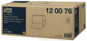 Tork Matic® zelené papírové ručníky v roli