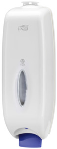 Tork Dispenser sapone spray bianco