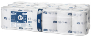 Tork Coreless Mid-Size Toilet Roll