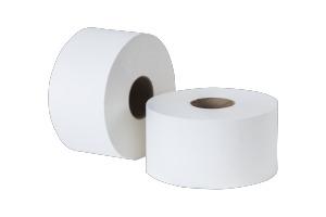 Higiénico en Bobina Tork Advanced Hoja Doble Blanco 6/200m