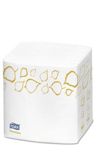 Tork Premium Xpressnap® Café White Dispenser Napkin