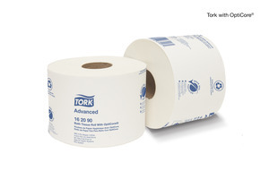 Tork Advanced Bath Tissue Roll with OptiCore®