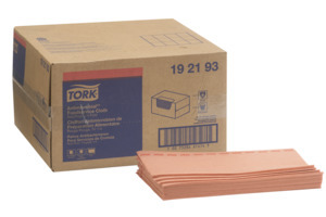 Tork Antimicrobial Foodservice Cloth, 1/4 Fold