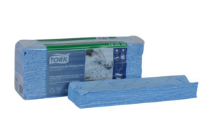 Tork Industrial Low-Lint Cleaning Cloth, Top-Pak