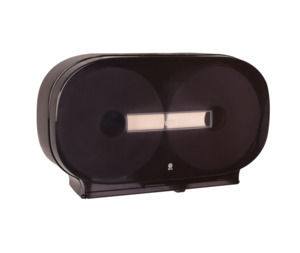 Tork Twin Jumbo Bath Tissue Roll Dispenser