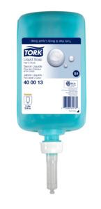 Jabón Líquido para Cuerpo & Cabello Tork Premium Azul 6x1L