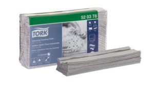Chiffon simili-tissu de nettoyage industriel Tork, Top-Pak