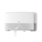 Tork Twin Mini Jumbo Bath Tissue Roll Dispenser