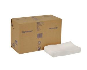 Serviettes pour distributeur Tork Advanced Plus Xpressnap, plis entrecroisés