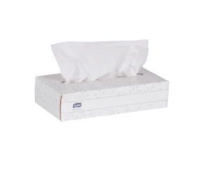 Tork Advanced Facial Tissue Flat Box