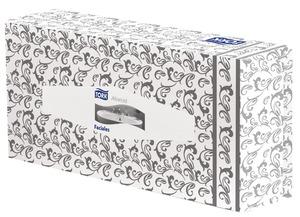 Faciales Tork de caja horizontal, Advanced, 3x100, Hoja Doble, Blanco