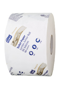 Tork®  Extra Soft Jumbo Junior Toilet Roll Premium