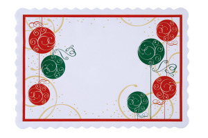 Tork®  Christmas Celebrations Placemat