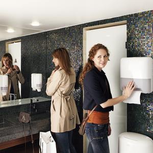 Tork®  Matic® Hand Towel Roll Dispenser - with Intuition™ Sensor