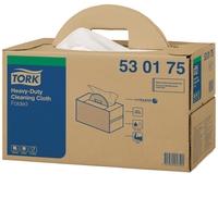 Tork®  Heavy-Duty Cleaning Cloth Folded Handy Box