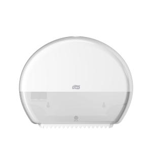 Tork Mini Jumbo Bath Tissue Roll Dispenser, with Reserve