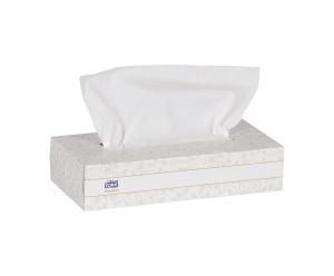 Tork Premium Facial Tissue Flat Box
