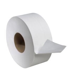 Tork Universal Jumbo Bath Tissue Roll, 2-Ply, 8.8 inch Dia.