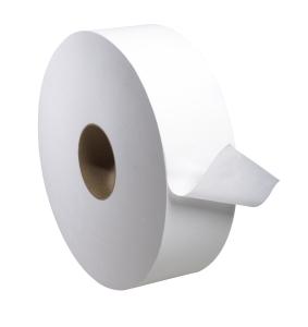 Tork Universal Jumbo Bath Tissue Roll, 2-Ply, 11.75 inch Dia.