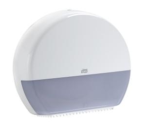 Tork Elevation® Jumbo Bath Tissue Roll Dispenser, with Reserve, White