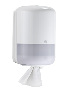 Tork Elevation® Centerfeed Hand Towel Dispenser, White