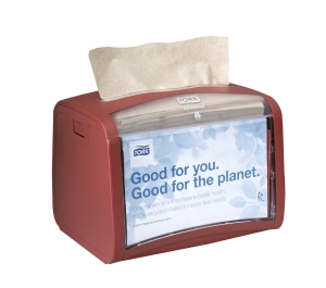Tork Xpressnap® Signature Tabletop Napkin Dispenser