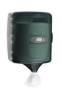 Tork Centerfeed Hand Towel Dispenser, Smoke