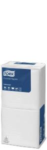 Tork White Lunch Napkin 1 Ply