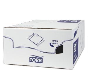 Tork Premium Linstyle® Black Dinner Napkin