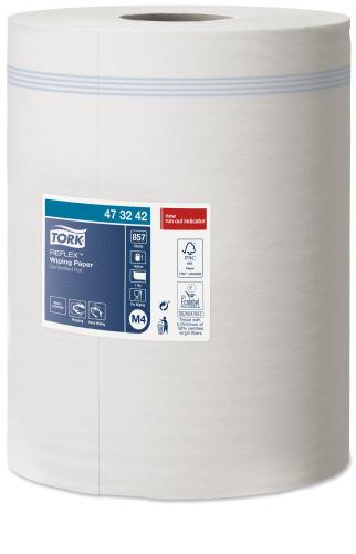 Tork Reflex® Aftørringspapir Standard, M4