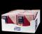 Tork Premium Linstyle® bordó Dinner szalvéta