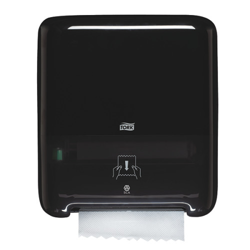 Hand Towel Dispenser B Q: Despachador Tork Matic® Con Diseño Elevation® De Toalla